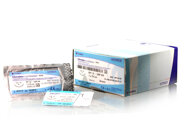 Chiralen suture 5-0, DS 19 mm needle, 75 cm blue